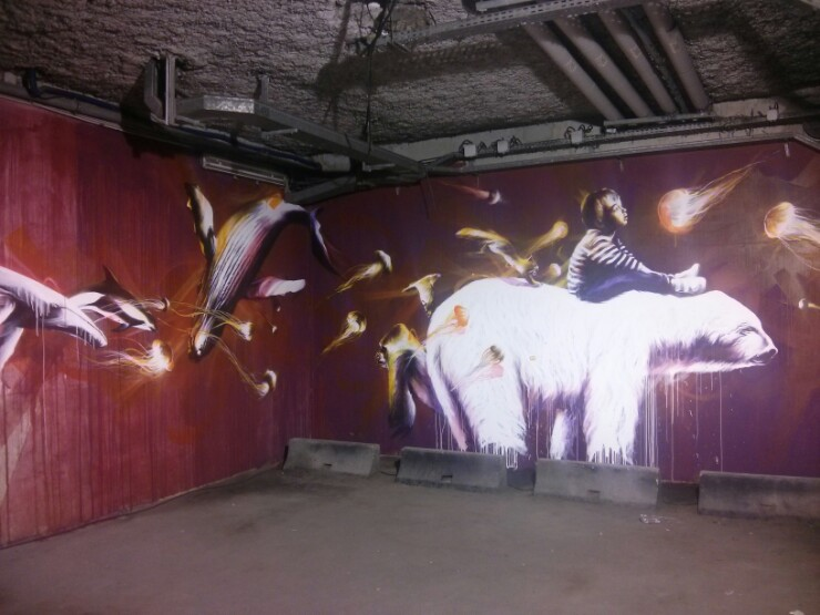 Cosmic wall
