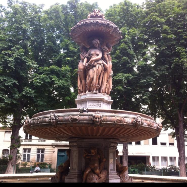Square de Louvois