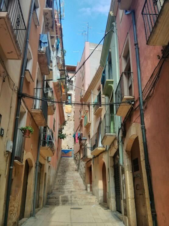 Tarragone streets