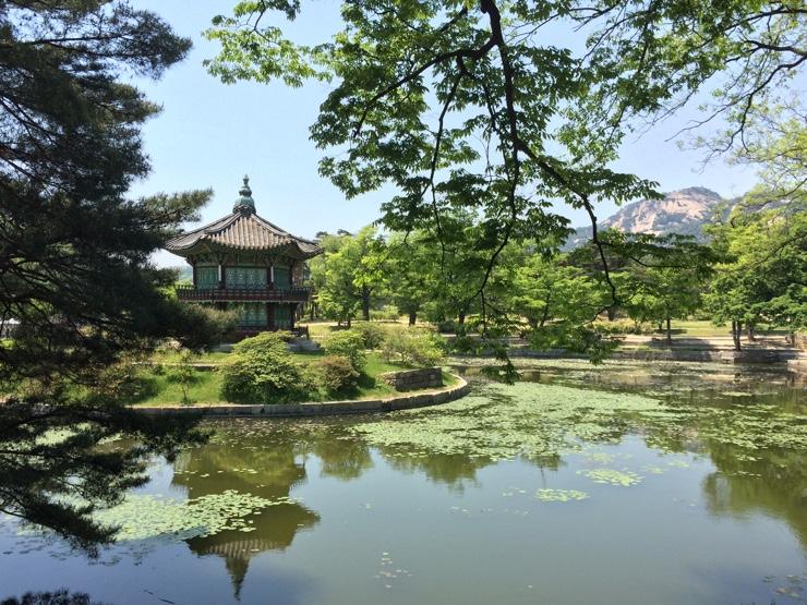 Pavillon Hyangwonjeong