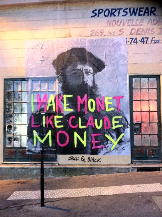 Monet VS Money