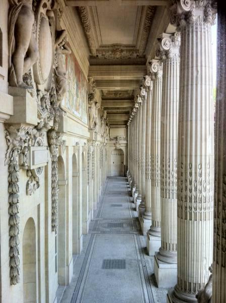 Colonnades du Grand Palais
