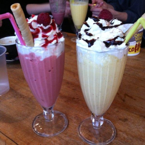 Milkshake time !