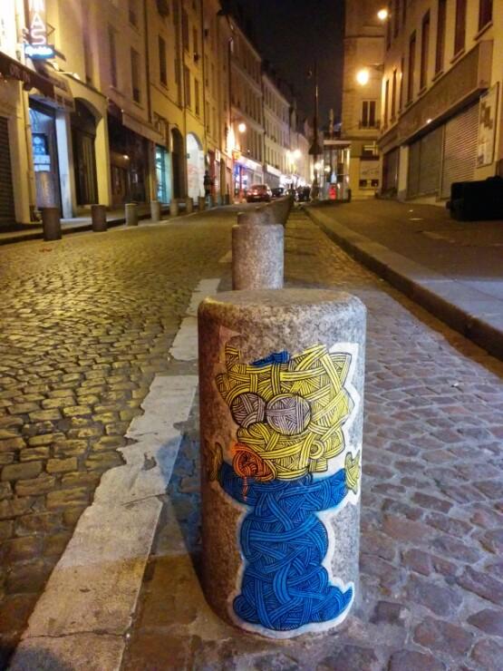 Maggie in Paris