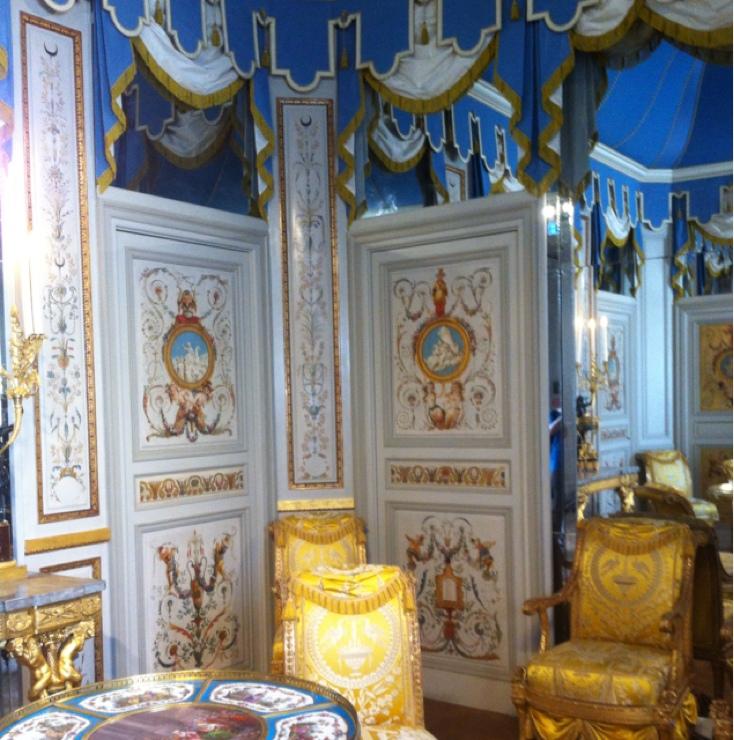 Nouvelles salle au Louvre - De Louis XIV à Louis XVI