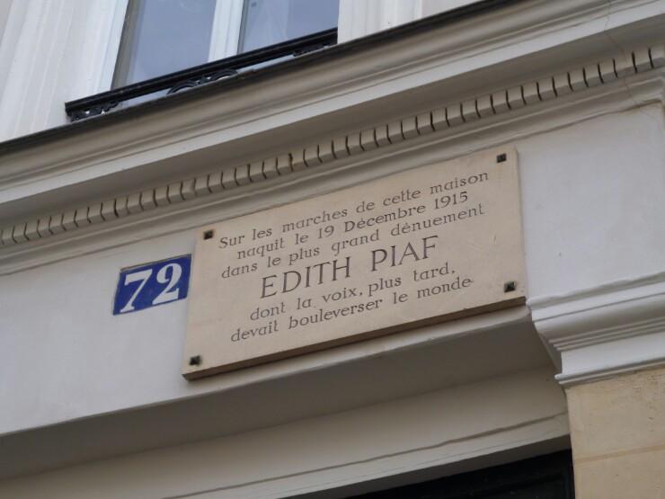 Maison edith piaf segu maison for Avorter a la maison