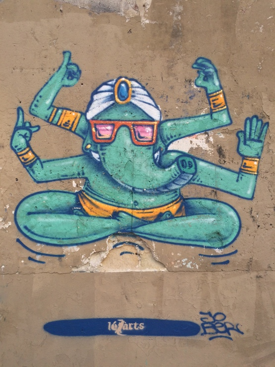 Modern Ganesh