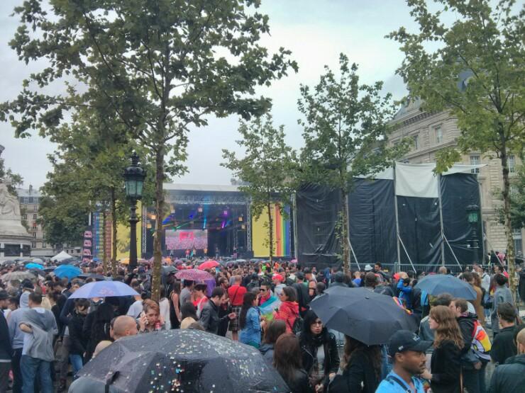 Gay Pride Paris 2014
