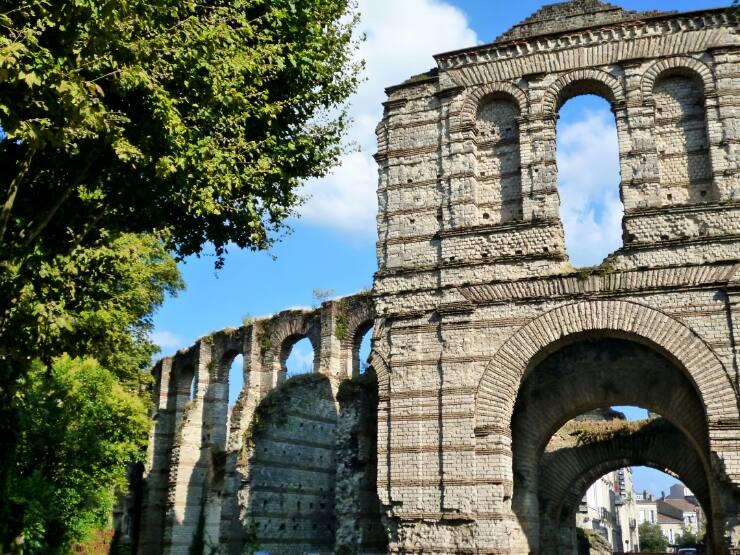 Amphithéâtre romain de Bordeaux