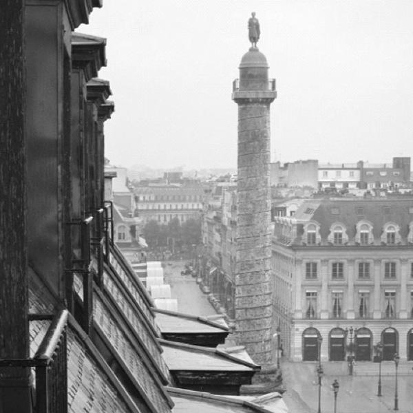 Place Vendôme vue des toits