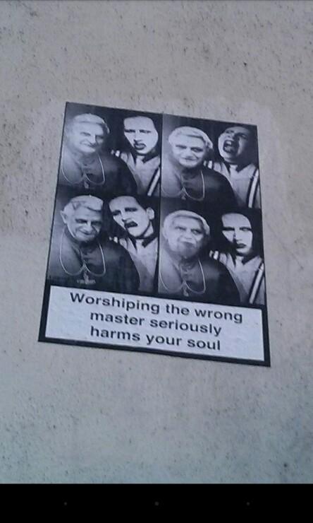 wrong master