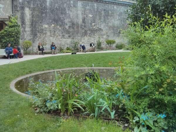 jardin archives nationales