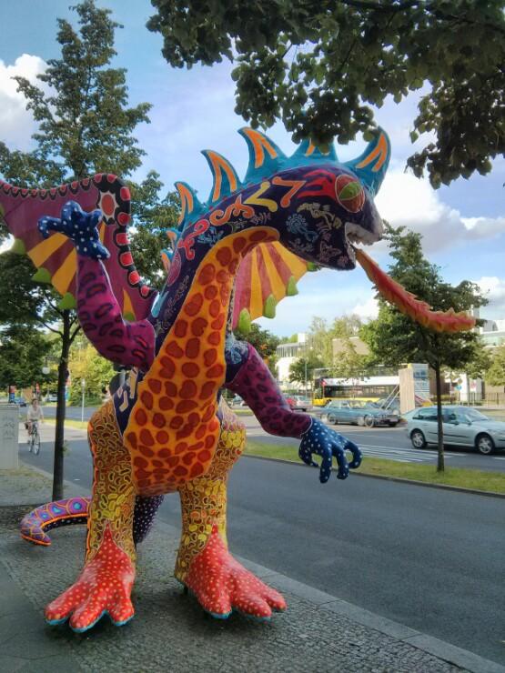 Mexican Dragon