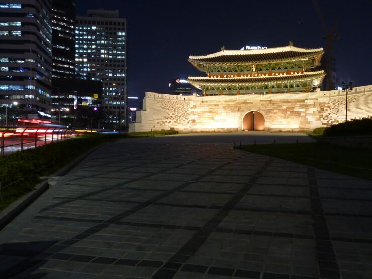 Porte Sud des anciens remparts