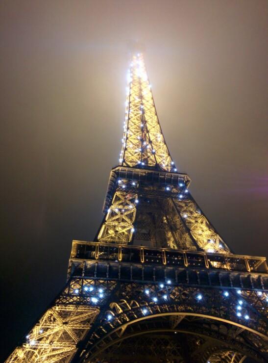 Eiffel in the cloud