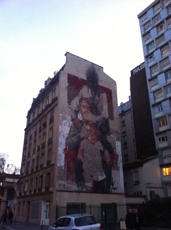 Street art 13è